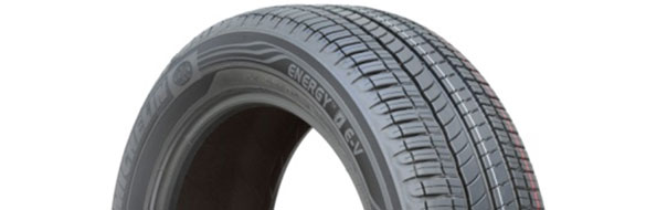 Michelin Renault Zoe tire