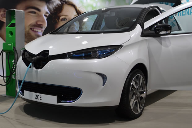 Renault Zoe michelin tires