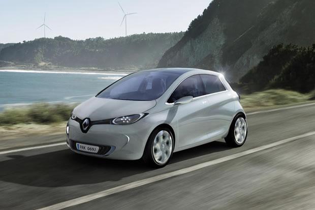 The Renault ZOE