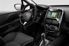 The multimedia infotainment centre of the Renault Clio 4