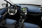 The interior of the new Renault Clio 4