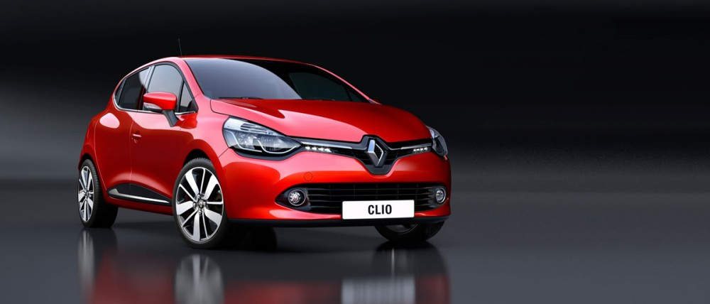 The new Clio 4 make the older version of the Clio look outdated