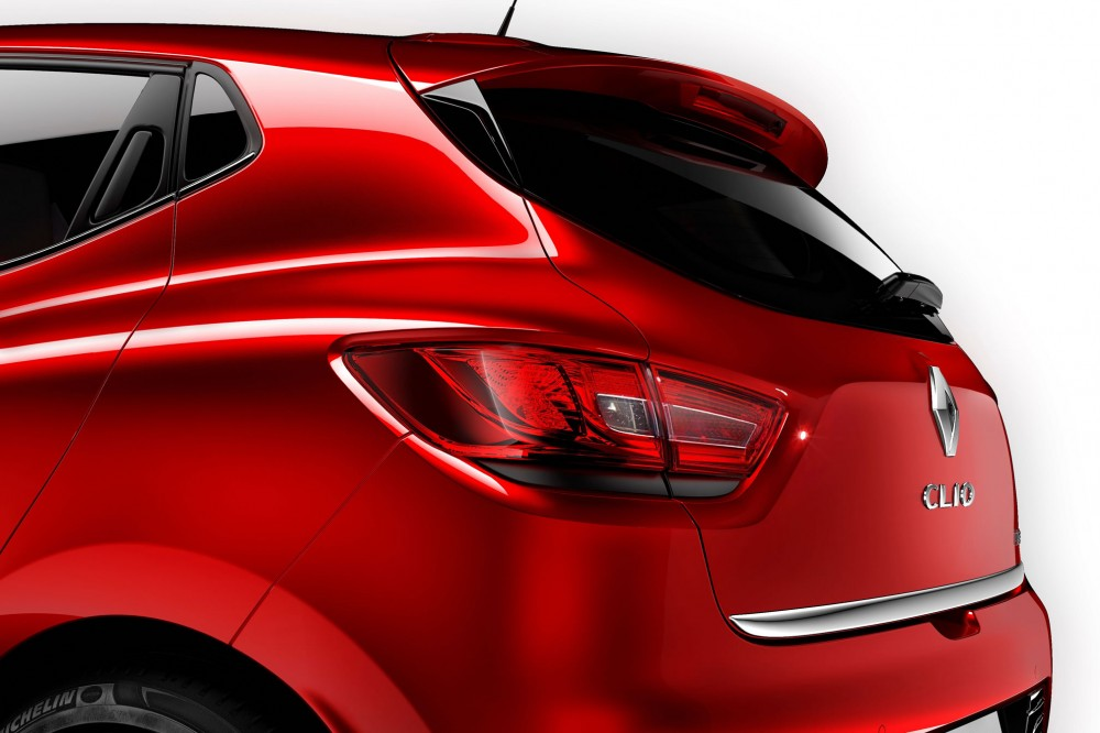 Clio 4: the well thought out placement of the door handles