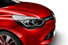 Elegant curves for the front of the new Clio
