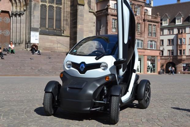 Renault Twizy germany
