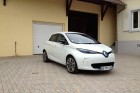 Front view of the Renault ZOE