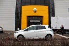 Getting started with the brand new Renault ZOE in Mulhouse.