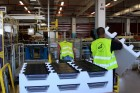 These Renault ZOE battery cells are ready to be assembled
