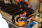 Inside a Renault battery