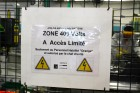 Welcome to the Flins plant's 400V zone