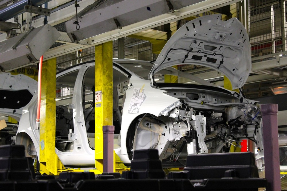 It takes 22h to assemble a ZOE at Flins's plant.